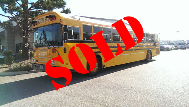 WHY BUY USED BUSES? - BusWest Pre-Owned