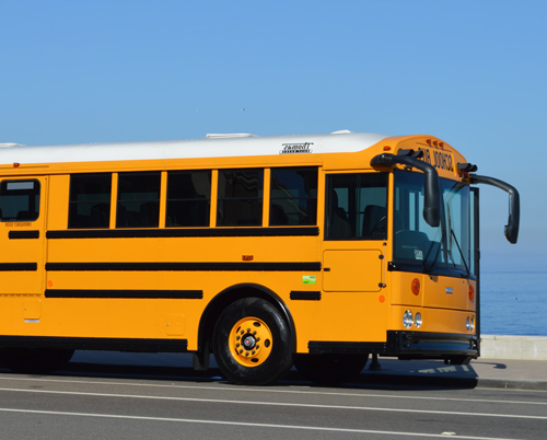 Used School Bus - BusWest Pre-owned