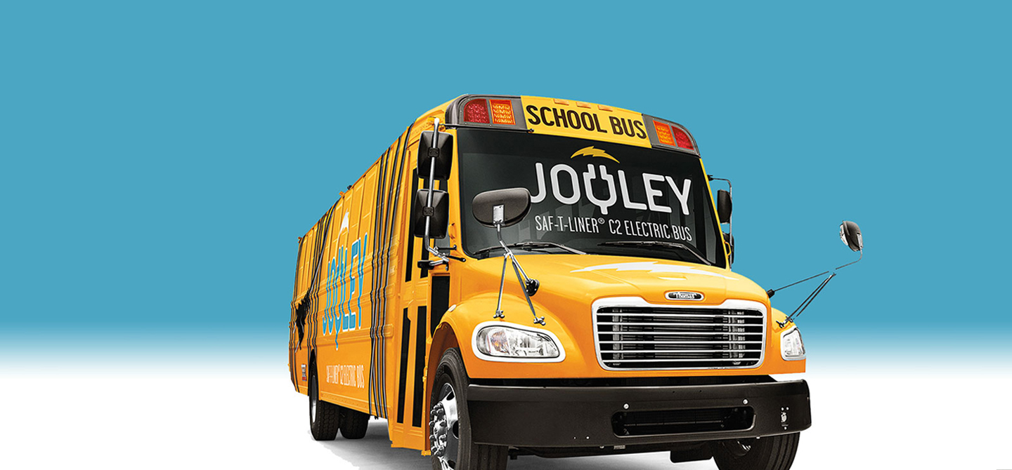 Electric School Bus at BusWest Pre-owned
