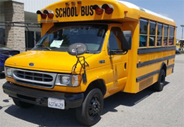 Used Special Needs School                    Buses